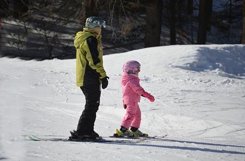 150117 親子スキー