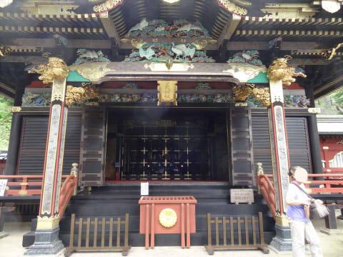 妙義神社社殿