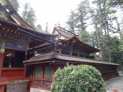 貫前神社彫