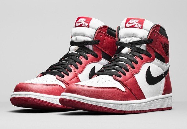 AIR JORDAN 1 RETRO HIGH OG VARSITY RED 『CHICAGO』3