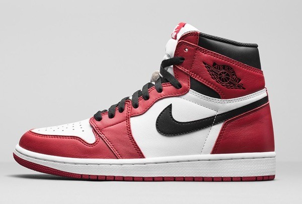 AIR JORDAN 1 RETRO HIGH OG VARSITY RED 『CHICAGO』4
