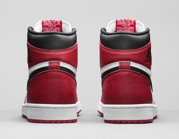 AIR JORDAN 1 RETRO HIGH OG VARSITY RED 『CHICAGO』1