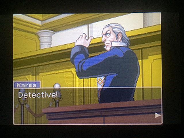 逆転裁判 北米版 拳銃と弾丸に繋がりは?3
