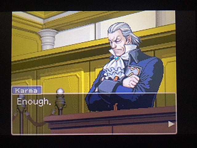 逆転裁判 北米版 ロッタの証言開始22