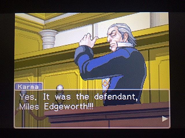 逆転裁判 北米版 ロッタの証言開始31