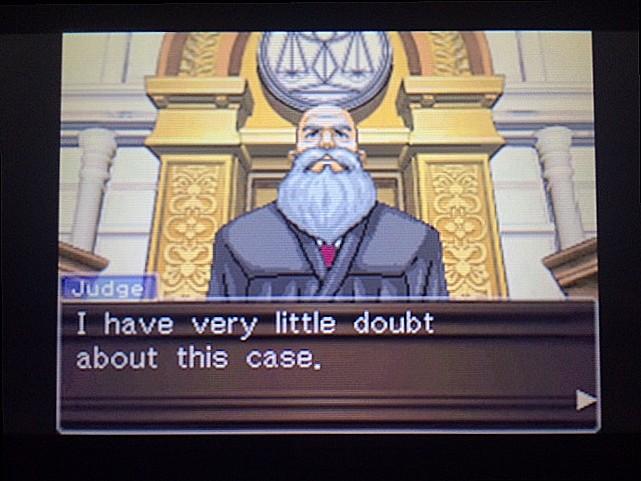 逆転裁判 北米版 ロッタの証言開始35