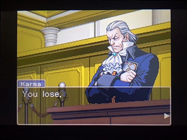 逆転裁判 北米版 ロッタの証言開始41