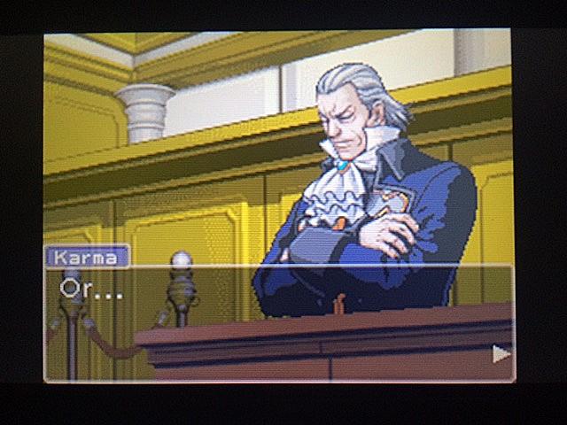 逆転裁判 北米版 ロッタの証言開始42