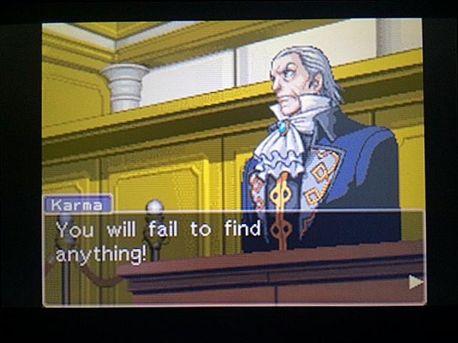 逆転裁判 北米版 ロッタの証言開始46