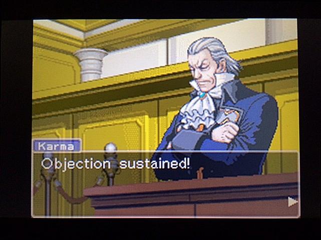逆転裁判 北米版 ロッタの証言に反対尋問18