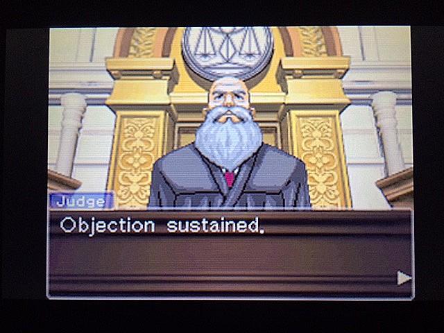 逆転裁判 北米版 ロッタの証言に反対尋問21