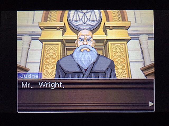 逆転裁判 北米版 法廷侮辱罪5