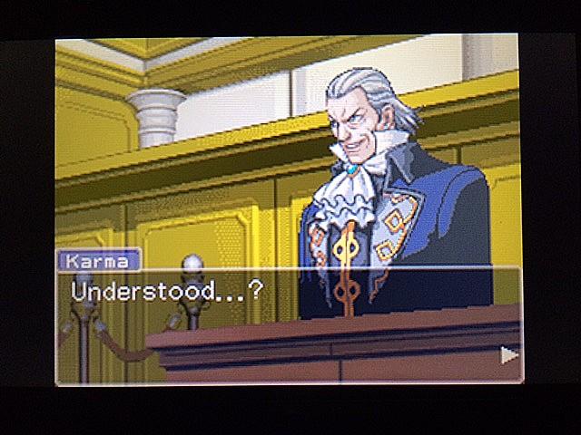 逆転裁判 北米版 法廷侮辱罪8