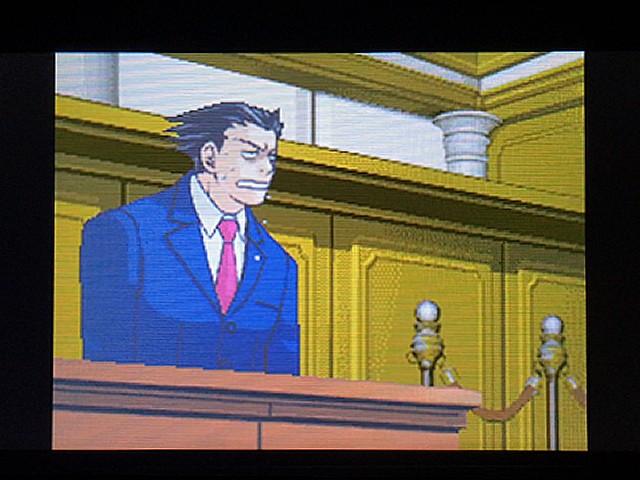 逆転裁判 北米版 法廷侮辱罪17