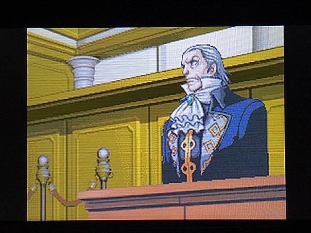 逆転裁判 北米版 法廷侮辱罪18