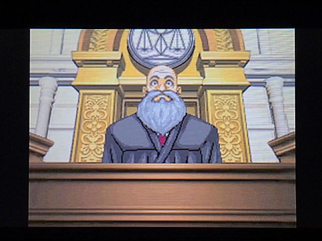 逆転裁判 北米版 法廷侮辱罪20