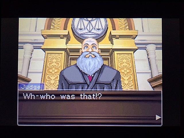 逆転裁判 北米版 法廷侮辱罪21