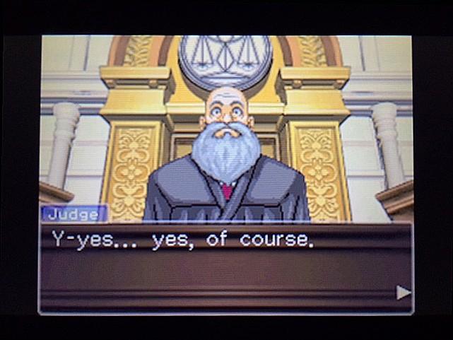 逆転裁判 北米版 法廷侮辱罪39
