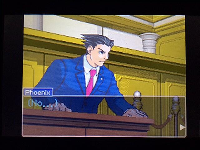 逆転裁判 北米版 法廷侮辱罪43