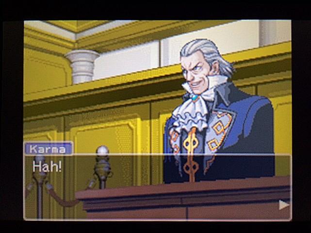 逆転裁判 北米版 法廷侮辱罪47