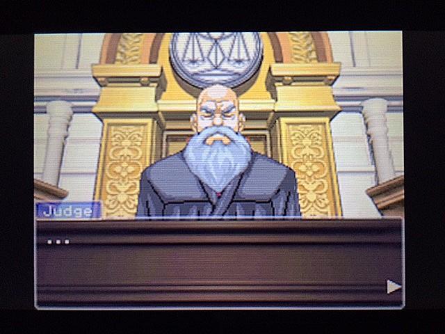 逆転裁判 北米版 法廷侮辱罪56