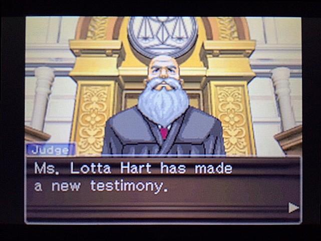 逆転裁判 北米版 法廷侮辱罪59