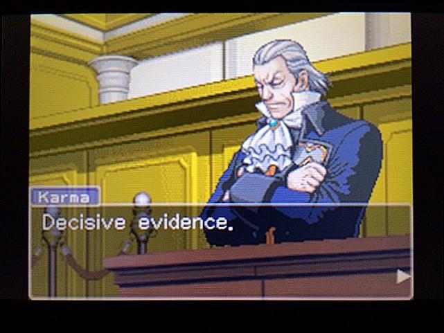 逆転裁判 北米版 拡大写真24