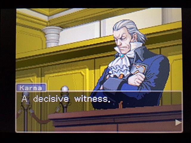 逆転裁判 北米版 拡大写真25