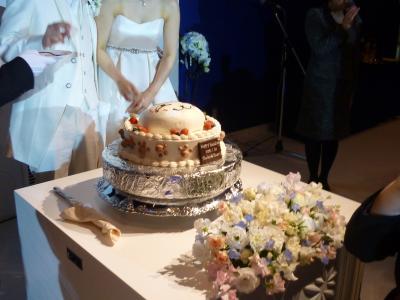 兄の甥っこの結婚式