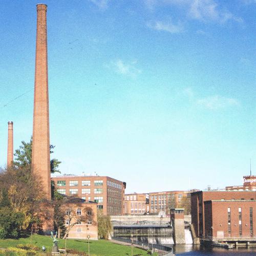 フィンレイソン工場