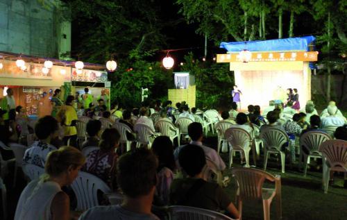 湯田中温泉夏祭り(27.7.29)