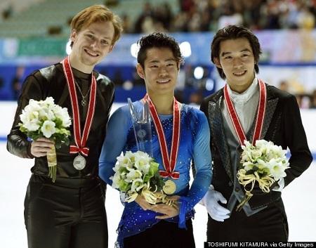 NHK杯優勝