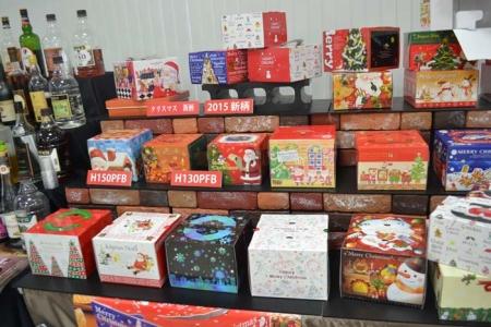 クリスマス展示会⑤