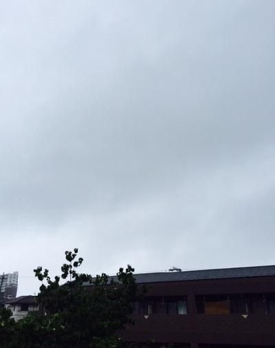 大雨の誕生日