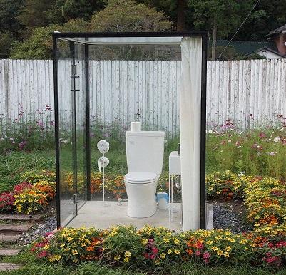 千葉県市原市にできた世界一大きなトイレ