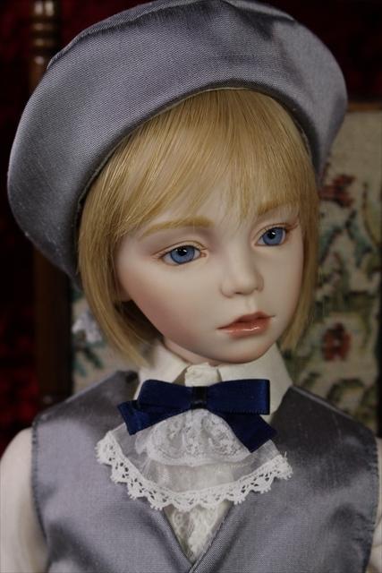 大丸人形展向け新作 光 (raito)  美少年ドールが作りたくて