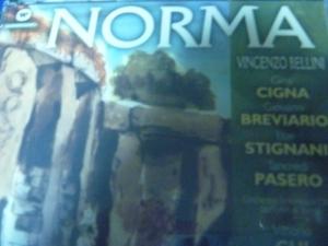 ベッリーニ「ノルマ」CD