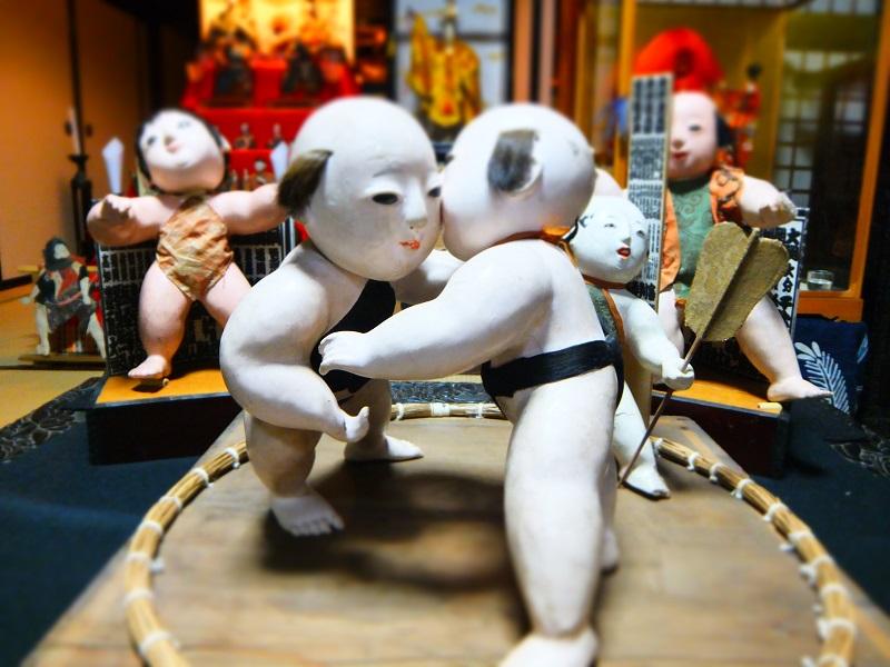 2015人形さま 相撲人形