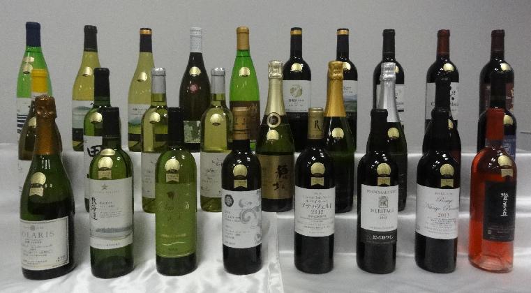 国産ワインコンクール 2015