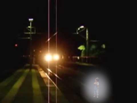 線路の子供幽霊