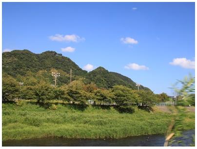 河津川風景1
