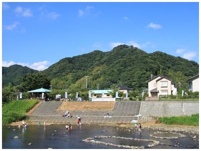 河津川風景4