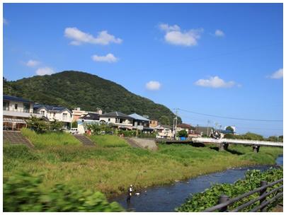 河津川風景5
