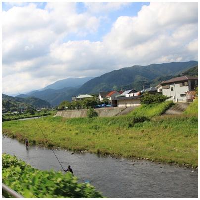 河津川風景6