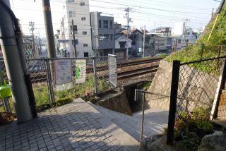 千光寺入り口