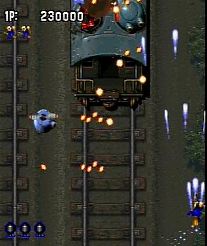 ガンバード 列車7