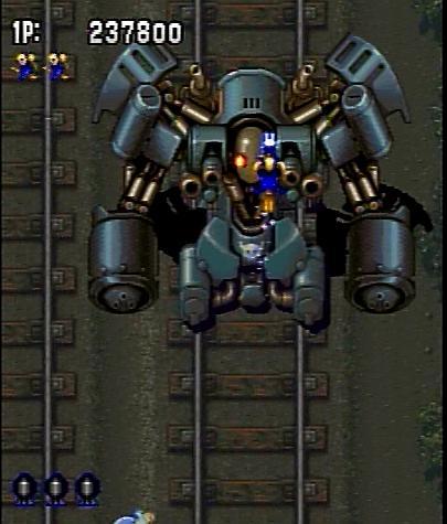 ガンバード 列車9