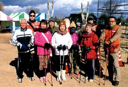 12月参加者集合写真 アクティブシニア館