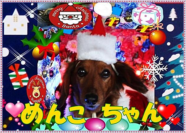 IMG_6592クリスマス 風表札