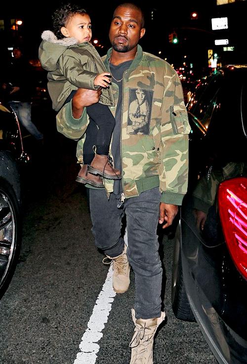 カニエ・ウェスト(Kanye West):ラフ・シモンズ(RAF SIMONS)